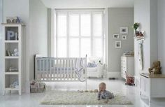 10 habitaciones diferentes para bebés