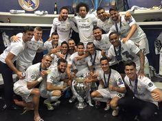 Real Madrid CF - víťaz UEFA Champions League 2016