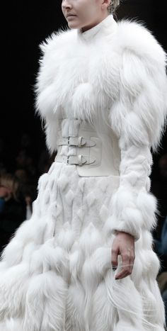 Alexander McQueen I WOULD SO WEAR THIS ON MY COUCH WITH A MOVIE AND POPCORN ;)