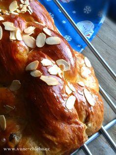 Vánočka podle Lidky G. – Vůně chleba Pretzel Bites, French Toast, Bread, Baking, Breakfast, Recipes, Food, Morning Coffee, Brot