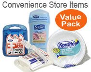 Looking for fun, affordable and easy-access items that your customers will surely love? Look no further! This value pack offers a wide variety of convenient items perfect for anyone anywhere at any time! http://www.4sgm.com/is-bin/INTERSHOP.enfinity/WFS/4sgm-Storefront-Site/en_US/-/USD/ViewProductDetail-StartRedirected;pgid=8uKCiKaqQORSR00pmU_Mlavu0000-cH4gT9L;sid=q7mNVZeiXLONVcSCOAiCV5eo-ivJm8Yw73c=?CatalogCategoryID=TOjAwGQTxf4AAAELMFM0E4U1&ProductUUID=BLQKAAIMJMAAAAEvi8EgDrzU