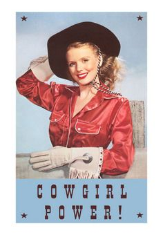 Cowgirl Power!