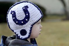 Colts Helmet Hat.