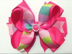 Moño Boutique METODO DEL 8 Paso a Paso BOUTIQUE HAIR BOW Tutorial DIY How To PAP - YouTube