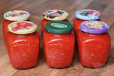 Canning Vegetables, Home Canning, Cooking Light, Kimchi, Chili, Salsa, Cake Recipes, Mason Jars, Food And Drink