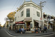 Cafe, Paddington, Sydney   - Explore the World with Travel Nerd Nici, one Country at a Time. http://TravelNerdNici.com