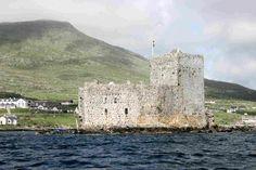 Eilean Bharraigh / Barra - Caisteal Chiosmuil / Kisimul Castle