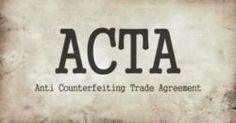 ACTA organization helps the fashion industry reduce loss from counterfeit and knockoff. Videos, Something To Do, Blog, Mai, Anonymous, Organization, Digital, Fashion, Sports