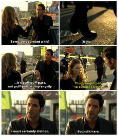 Lucifer 1x02 - Lucifer, Stay. Good Devil.