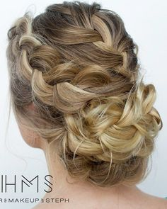 110 Wedding Hairstyles for Long Hair from Hair and Makeup by Steph   Hi Miss Puff