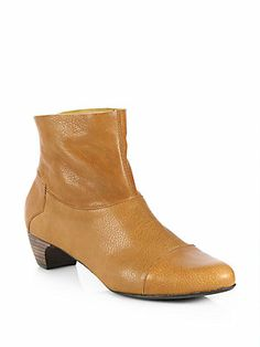 Coclico Sawyer Leather Ankle Boots