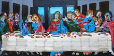 Bradley Theodore, 'The Last Supper ', 2017