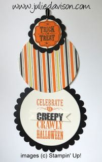 julies stamping spot stampin up project ideas posted daily stampin halloween - Stampin Up Halloween Ideas