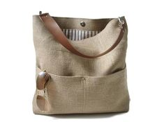 Jute Tote Bag Beach Bag Day Bag Resort Tote by IndependentReign Woven Beach Bags, Jute Tote Bags, Day Bag, Summer Bags, Casual Bags, Bag Sale, Purses And Bags, Trips, Join