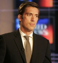Thank you, ABC News with Diane Sawyer. This is David Muir. Sexy, sexy news anchor.