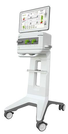 Intensivrespirator elisa 800 für die Intensivbeatmung