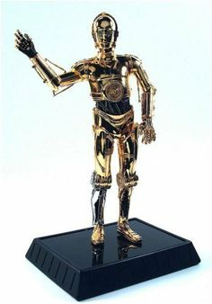 C3PO Statue - Limited Edition - Gentle Giant - Star Wars by Gentle Giant. $199.95. Gold Plated Statue. Numbered. Star Wars. Limited Edition. C3PO From Gentle Giant. 2005 - Gentle Giant - C3PO Statue - Gold Plated - 1 of 3000 Produced - 1:6 Scale - Star Wars Protocol Droid - Sculpted & Painte by Gentle Giant - Mint in Package - Limited Edition - Collectible