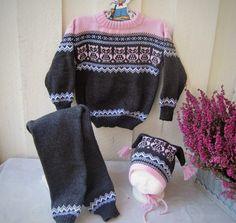 Panda, Christmas Sweaters, Knit Crochet, Knitting, Fashion, Threading, Moda, Tricot, Fashion Styles