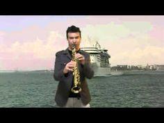 Brazil (Kenny G.) - ISMAEL DORADO (Cover Sax) Brasil - YouTube #IsmaelDorado #music #Saxofón #TalaveradelaReina