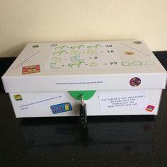 VERJAARDAGSKADO: ESCAPE THE BOX – Wie jarig is… trakteert!