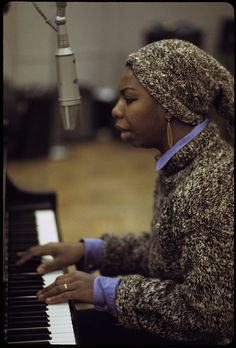 Nina Simone -  I put a spell on you - http://www.youtube.com/watch?v=xDprYZ-tgiA