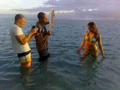 #fhm #model reunion island #2010