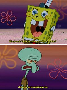 Same squidward