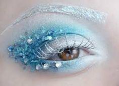 ice princess makeup - Google Search