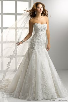 Sottero Midgley Wedding Gowns @ Catan Fashions in Strongsville OH | Find the dress of your dreams at the largest bridal store in America | www.catanfashions.com