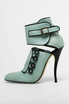 manolo blahnik heels and boots Dream Shoes, Crazy Shoes, Weird Shoes, Cute Shoes, Me Too Shoes, Bootie Boots, Shoe Boots, Zapatos Shoes, Shoes Heels