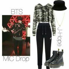 "BTS ""MIC Drop"": J-Hope"