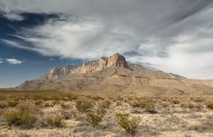 El Capitan and Guadalupe Peak - Guadalupe Mountains National Park, Texas | by Jeff Lynch