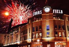 Coors Field - Denver, Colorado 2013