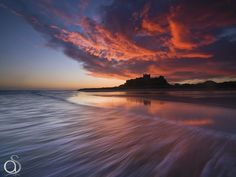 Bamburgh Sunrise by Antony Spencer on 500px