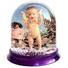 Baby Snow Globe