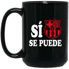Football Barcelona Mug Sí Se Puede Coffee Mug Tea Mug Football Barcelona Mug Sí Se Puede Coffee Mug Tea Mug Perfect Quality for Amazing Prices! This item is NOT