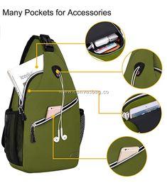 Hippie Shoulder Sling Bag (2) Shoulder Sling, Sling Backpack, Leather Bag, Backpacks, Canvas, Bags, Tela, Handbags, Backpack