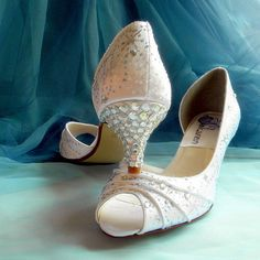 Lovely wedding shoes!!