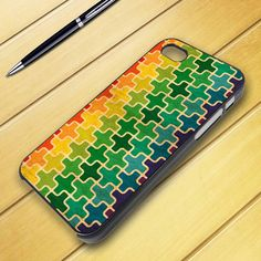 iphone 4/4s case - colorful desaign 04 Iphone