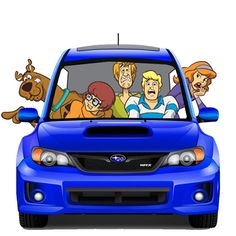 23 Best Subaru Images Classic Cartoons Comics Subaru Forester