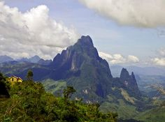 Phou Bia Laos