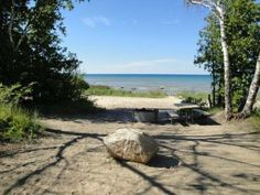 Michigan Has A Gorgeous Hidden Beach