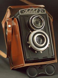 Lubitel 2 (Made by LOOMP factory) by sLorenzi, via Flickr