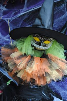 Witches O Ween Halloween Witch Party - Kara's Party Ideas - The Place for All Things Party