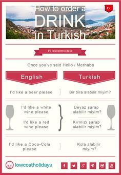 134 best speak to me in turkish images on pinterest in 2018 holidaying in turkey some time soon order a drink the easy way in m4hsunfo