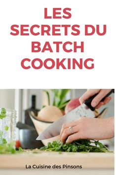 Batch cooking: The best tips to know - La Cuisine des Pinsons - Isa Robarts Cooking For Two, Batch Cooking, Cooking Light, Cooking Tips, Cooking Recipes, Cooking Broccoli, Cooking Pork, Cooking Turkey, Cooking Classes