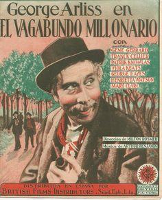 Programa de Cine - El Vagabundo Millonario