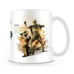 Caneca Star Wars Rogue One Shore Defense