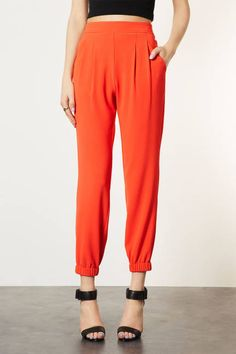 It's true: chic, work-ready pants can be comfortable, too