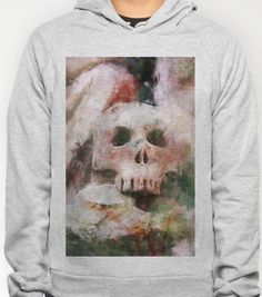 Skull Hoody by LoRo  Art & Pictures - $38.00